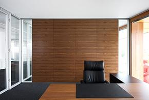 Acoustic wall panels