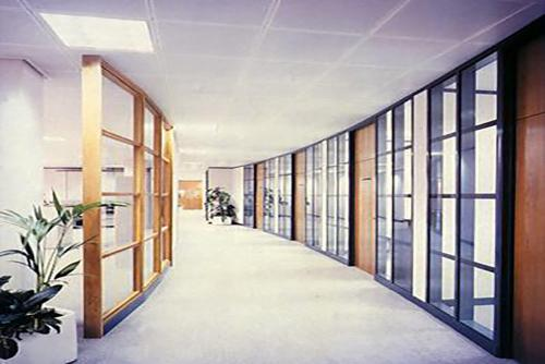 Modular partition wall system