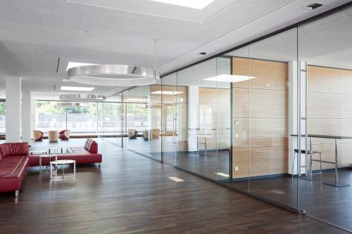 High quality glazed partitions
